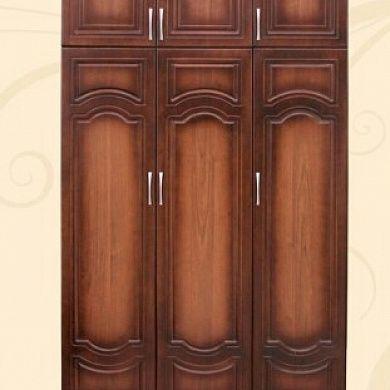 Шкаф 3х створчатый Шанс купить в Екатеринбурге | Мебелька