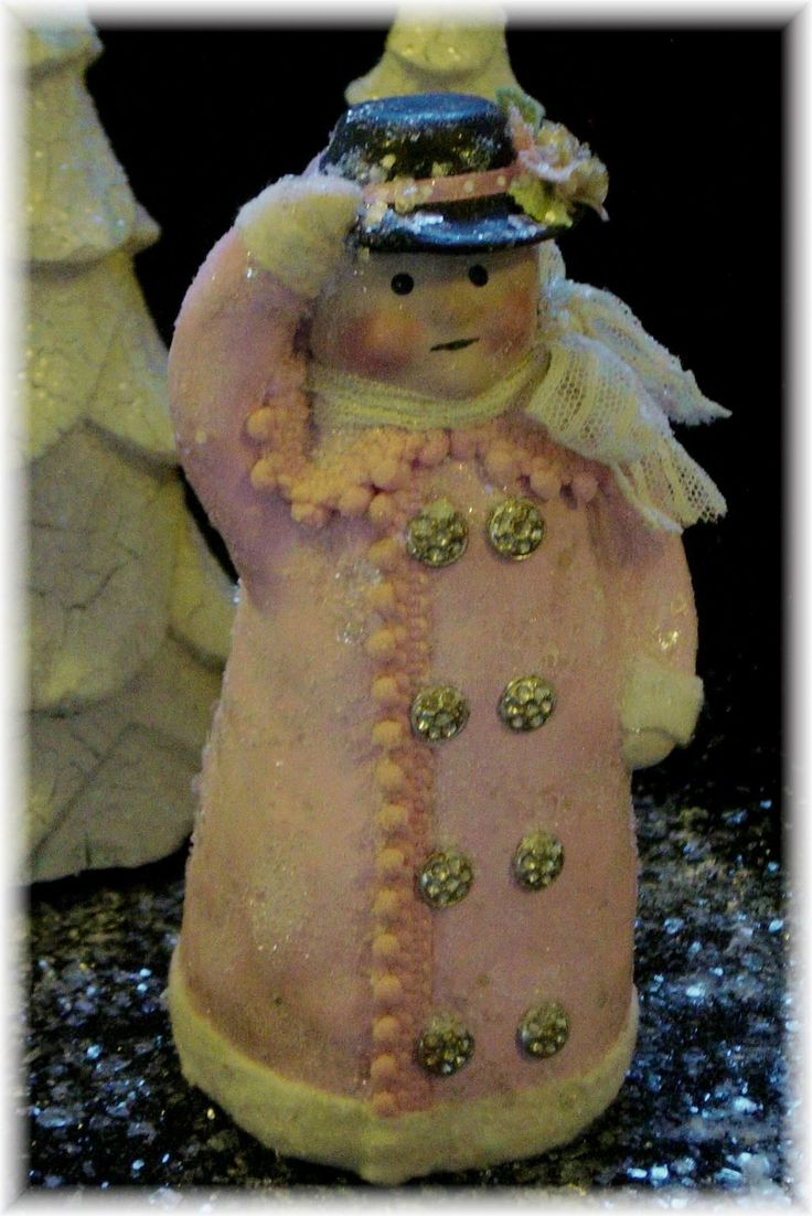 is unavailable snowmantall sman cute like the tree love his hat next ...