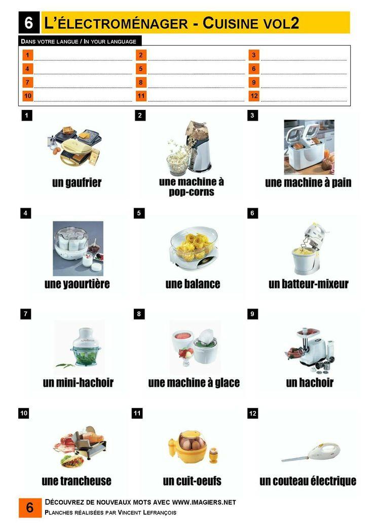 Connu 49 best Vocabulaire (www.imagiers.net) images on Pinterest | Sleep  JG55