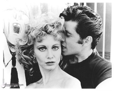 classic grease -- such a fucking sexy picture