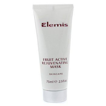 Fruit Active Rejuvenating Mask - Elemis - Cleanser - 75ml/1.8oz by Elemis. $46.36. 75ml/1.8oz. A deep cleansing, creamy mask Packed with active extracts of strawberry & kiwi fruit Energizes skin with a rejuvenating moisture hit Restores a beautiful glow to dull complexion Perfect beauty flash treatment before special occasions Ideal for dry skin - Elemis - Cleanser. Save 36%!