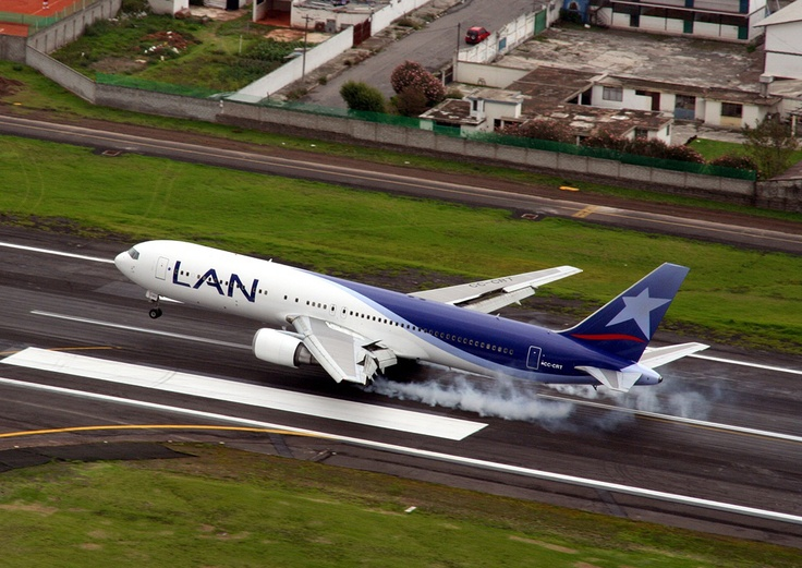 Airbus A340-313X (Lan Airlines) | Chile