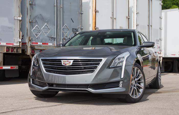2018 Cadillac CT6 Hot Car Concept Rumors