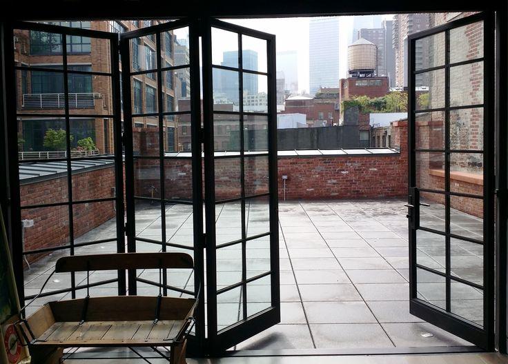 Residential use of Reliant HR4500 Steel Window Systems | Optimum Window MfgOptimum Window