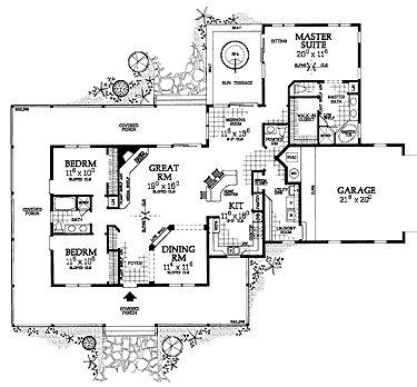 213 best house plans images on pinterest