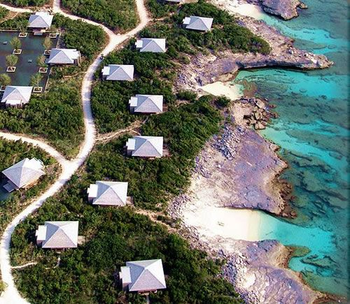 The incredible Amanyara, Turks & Caicos. Went here on my honeymoon, but must go back!