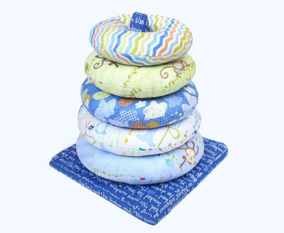 Ring Stacker Soft Toy a pdf sewing pattern free by patternplay, $7.00