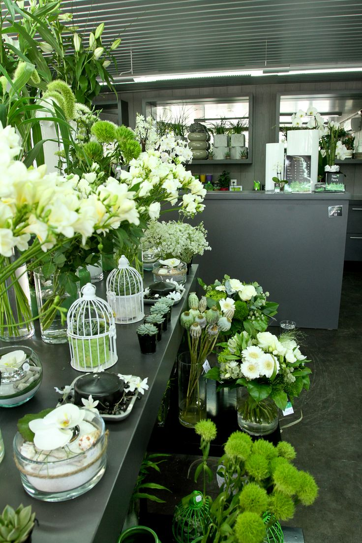 Plus de 25 id es magnifiques dans la cat gorie magasins de - Le comptoir des fleuristes ...