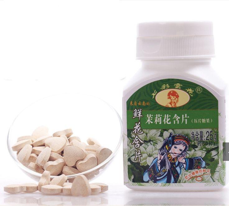 Купить товар25 g жасмин вкус жевательная резинка жасмин цветок планшет 60 шт естественная 100 оригинальная зеленый еда прозрачный тепла health уход в категории Фруктовый чайна AliExpress.           Сделать promotion150g цветок фруктовый чай натуральный и оригинал зеленый пищевой ароматизатор чай