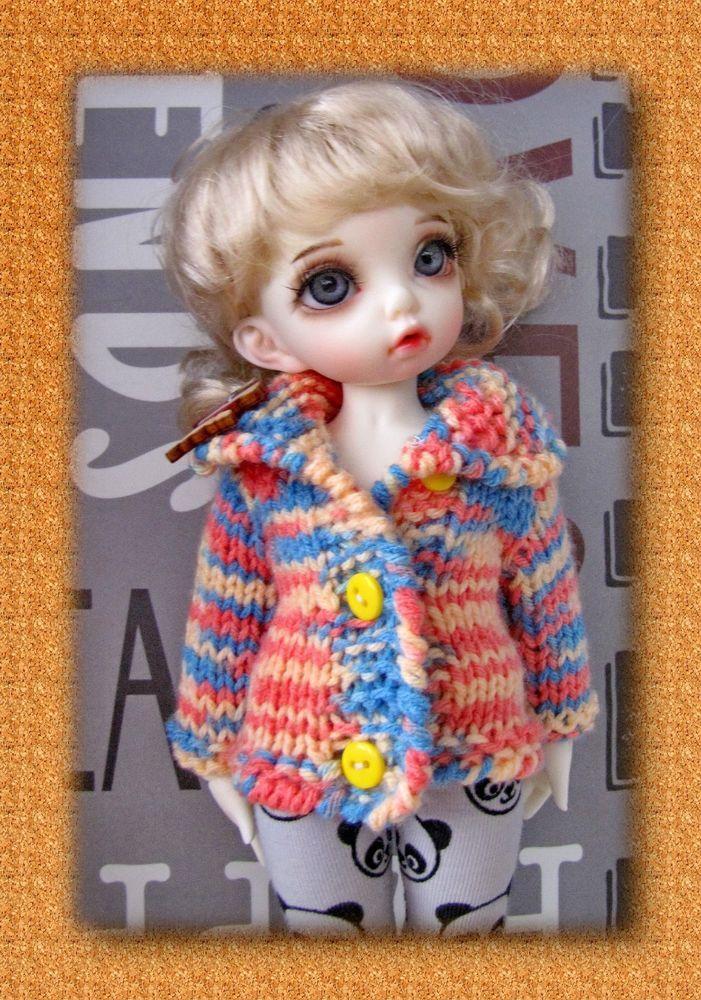 Sweater for 1/6 bjd fairyland LittleFee Bisou #BJDYOSD