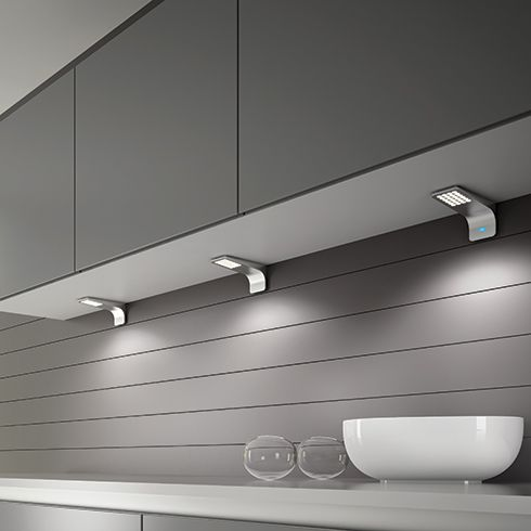 For Lights That Are Functional And Stylish, Try Unique Down Lights That  Work With The Corners And Curves Of Your Kitchen Part 59