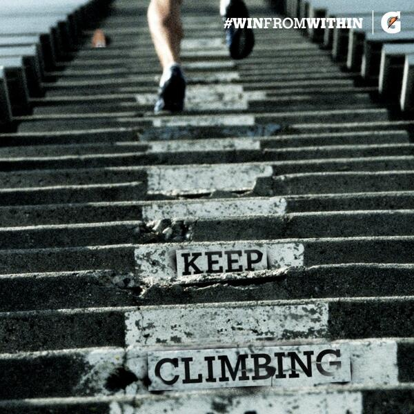 Keep Climbing Motivation Motivation Pinterest