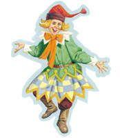 Petruska, il contadino russo Era la versione russa del Pedrolino italiano, dal quale è nato anche il celebre Pierrot. Petruska era una maschera di servo con caratteristiche varie: a volte era imbroglione, a volte era innamorato, gentile e timido. Il suo costume rivelava l'origine campagnola e, per le pezze colorate sugli abiti logori, si avvicinava a quello di Arlecchino. In un secondo tempo divenne molto popolare anche come personaggio delle marionette.