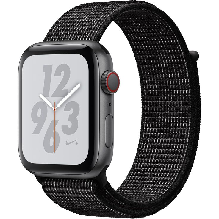 Apple Watch Series 4 Nike+ Gps & Cellular 44mm Space Gray