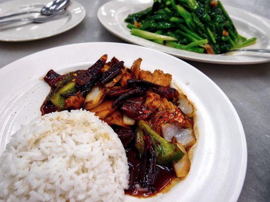 Places to eat in Kota Kinabalu, Malaysia. www.Travelfish.org
