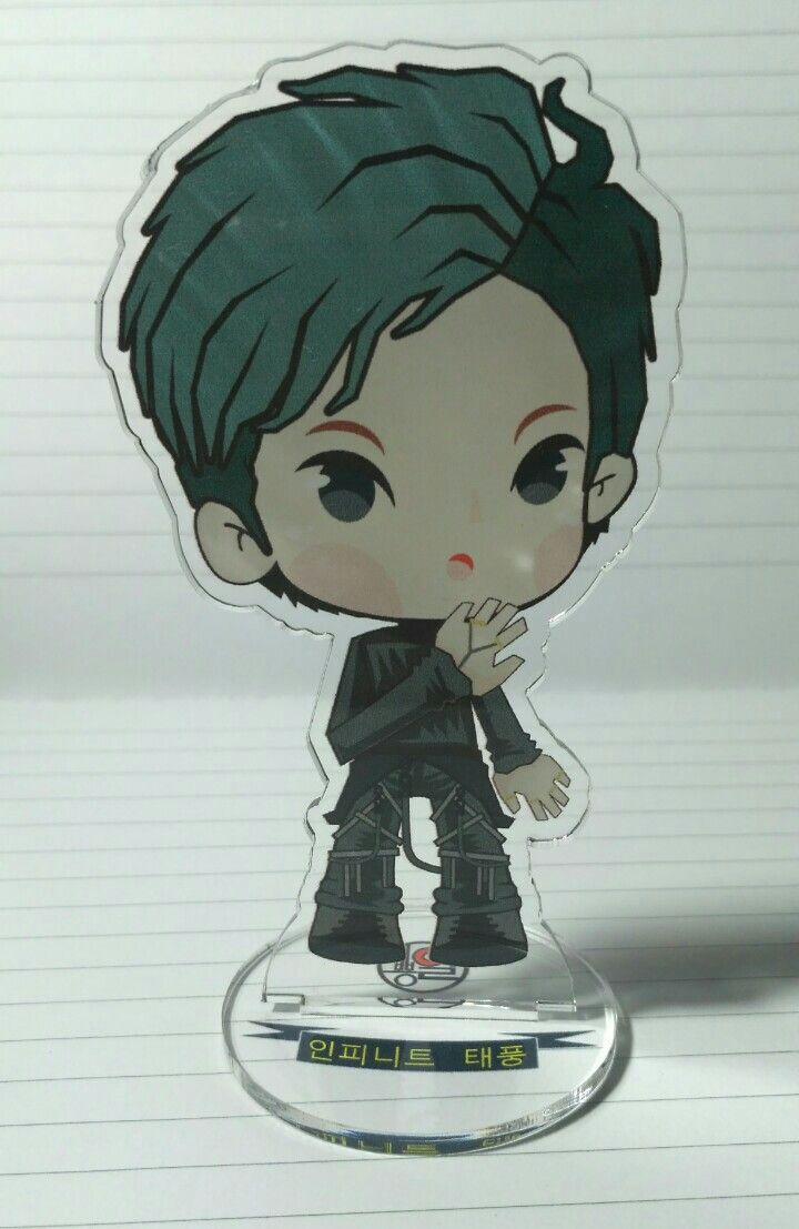 Dongwoo Standing Doll