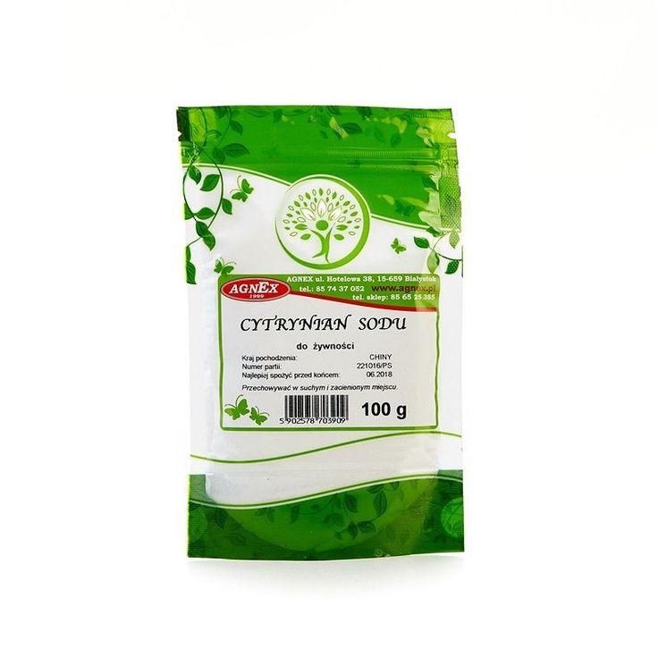 Sodium Citrate E 331 (Iii) Powder Acidity Regulator 100G