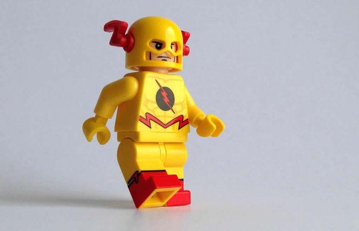 Christo custom reverse flash | Minifigures | Pinterest ...