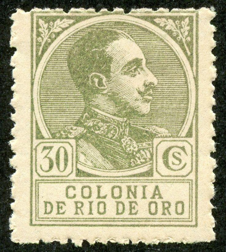 1919 Rio de Oro