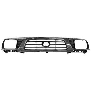 grille upper chrome black for 95 97 toyota tacoma 4wd - Categoria: Avisos Clasificados Gratis  Item Condition: New Grille Upper Chrome & Black for 9597 Toyota Tacoma 4WDLifetime Warranty. Guaranteed Part. Highest Quality.Price: US 80.90See Details