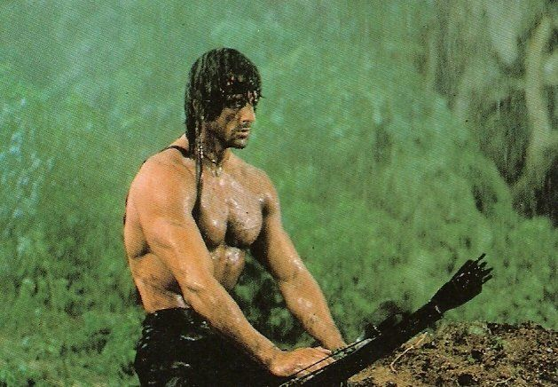 Still of Sylvester Stallone in Rambo: First Blood Part II (1985)