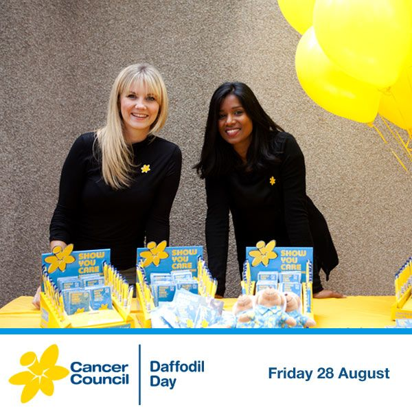 Be a part of something big. Join millions of Australians participating in Daffodil Day this year and help make a real difference to the lives of those affected by cancer. To join our street appeal as a volunteer, visit: bit.ly/1If5hLu