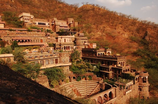 Have a Regal Stay at These Authentic Palace Hotels in India: Other Palace Hotels in Rajasthan