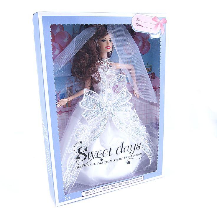 Куклы от 270 рублей!!! Кукла - прекрасный подарок для всех девчонок.. Ваша принцесса будет в восторге от куколки в красивом наряде. Руки и ноги у куклы сгибаются. Шикарные длинные волосы у куклы уложены в прическу. Подарите вашей малышке заряд положительных эмоций! #кукла #подарок #кукладлядевочки https://ivunitex.ru/odezhdaaksessuary/detyam/igrushki/?utm_content=kuku.io&utm_medium=social&utm_source=plus.google.com&utm_campaign=kuku.io