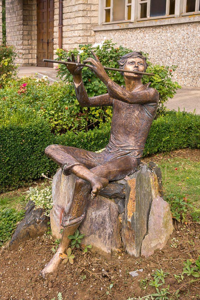 Joueur de Flute de Berneval-le-Grand. Normandie