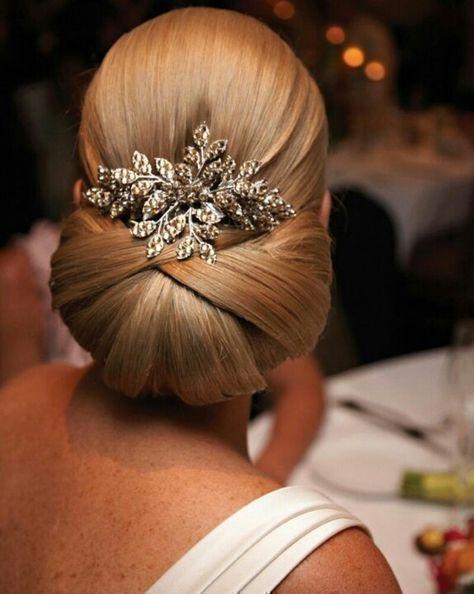 te traemos 20 fotos de peinados para novias espectaculares recogidos para novias con trenzas - Peinados Bajos