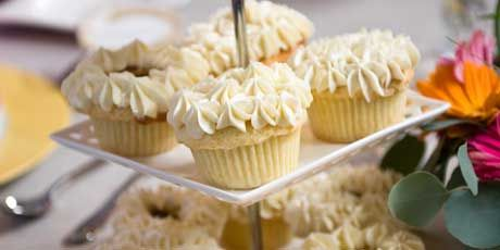 Butterscotch Cupcakes(with real scotch)