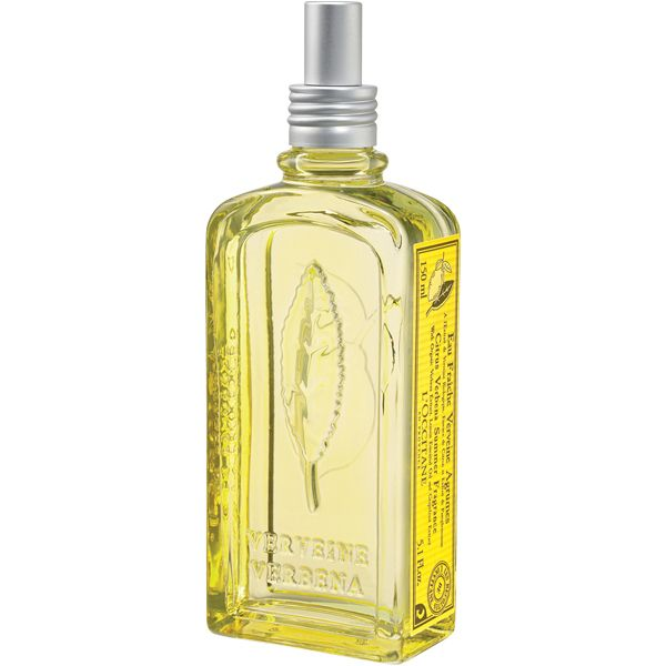 L'Occitance Citrus Verbena Summer Fragrance - I wear this almost everyday.