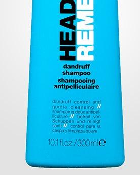 KMS California Шампунь против перхоти для всех типов волос «Лечение и профилактика» HeadRemedy Dandruff. 300 мл.