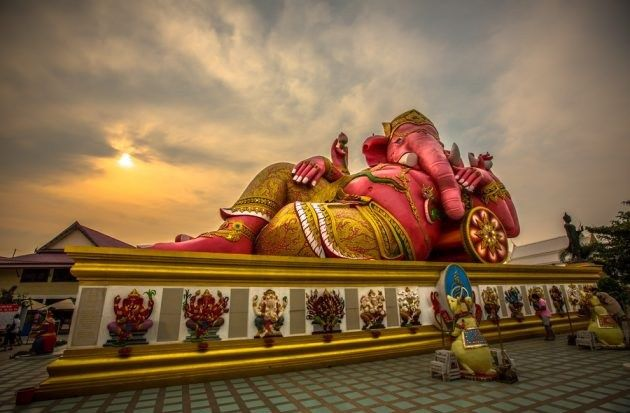 #HappyGaneshChaturthi Quote, Shayari, SMS, Messages, FB & Whatsapp Status in hindi & English
