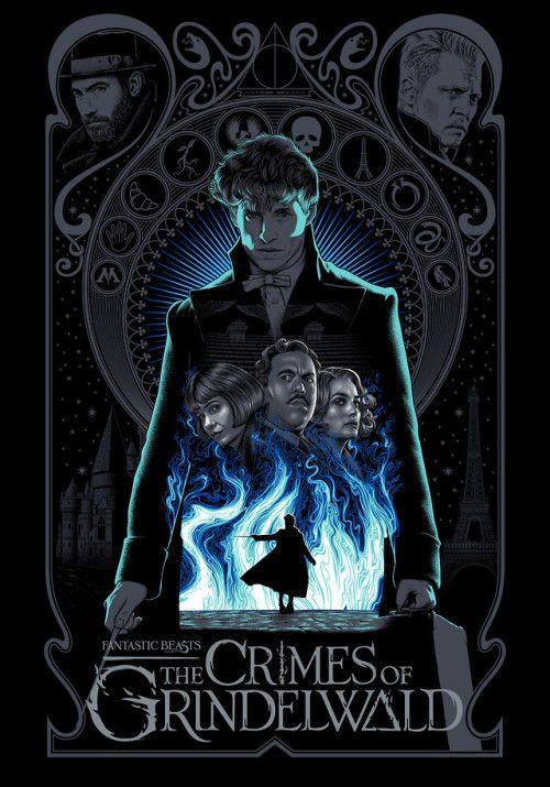 The Crimes Of Grindelwald Khairul Anam Les Animaux