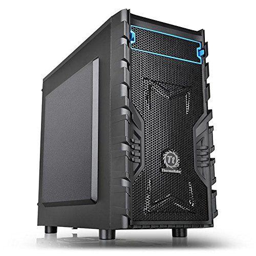 CPU Solutions Intel i7 Quad Core PC. 16GB RAM, 2TB HDD, Windows 10, GTX1050 w/2GB, 750W