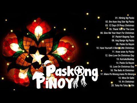 Paskong Pinoy Medley: 100 Tagalog Christmas Nonstop Songs 2020 By Jose Mari Chan ,Freddie ...