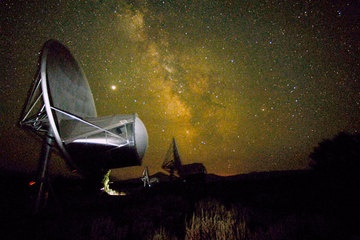 The SETI (Search for Extraterrestrial Intelligence) Institute is asking the public to join in its hunt for signals from intelligent civilizations out there in the universe.