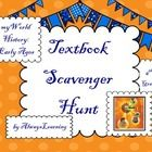 $1.50  Start off your year in Social Studies with a scavenger hunt through the myWorld History textbook!