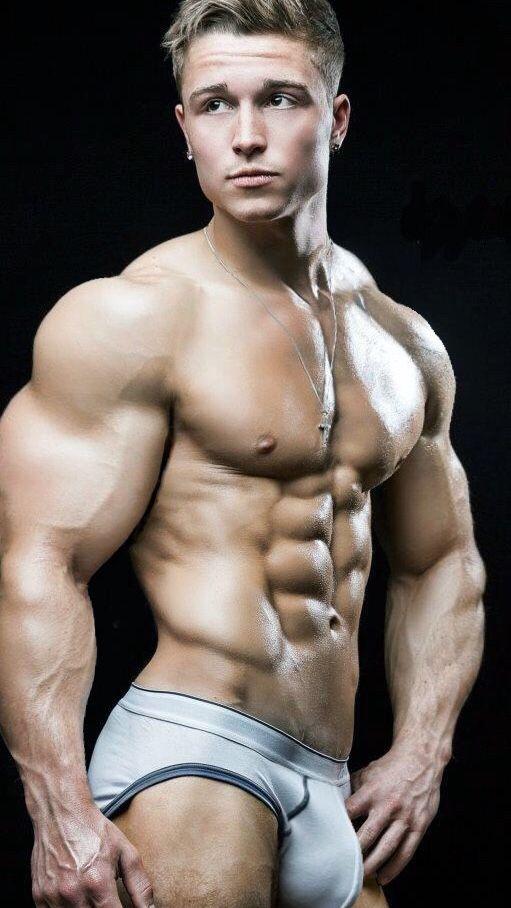 Cutest male model nude-8714