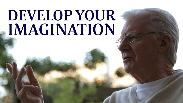 The imagination/creative faculty is extremely powerful. In fact, you are creating every moment. Bob Proctor discusses how to use your imagination