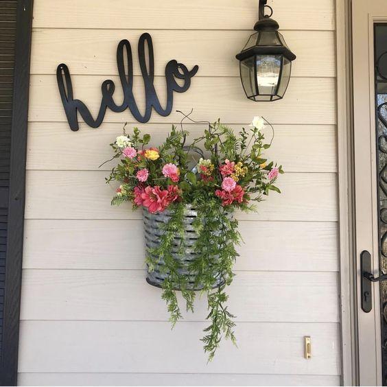 Hello Word Wood Cut Wall Art Sign Home Bedroom Wedding Business Nursery Decor
