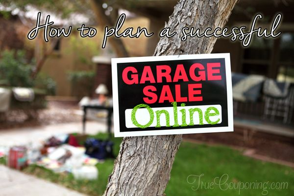 Decluttering your space and planning a successful online garage sale doesn't have to be difficult. Turn that clutter into fast cash with these tips.