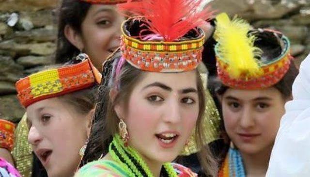 Suku Kalasha Pakistan