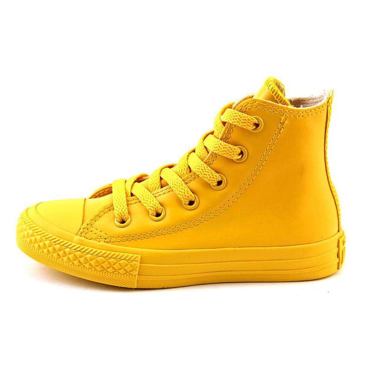 Scarpa CONVERSE Chuck Taylor All Star in gomma - ragazzo e adulto colore giallo