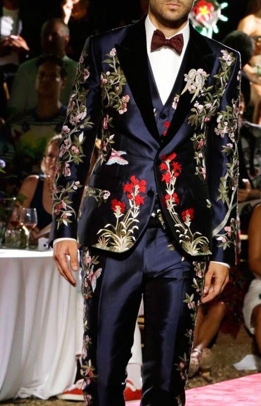 Dolce And Gabbana F/W 2015 Menswear Alta Sartoria Portofino