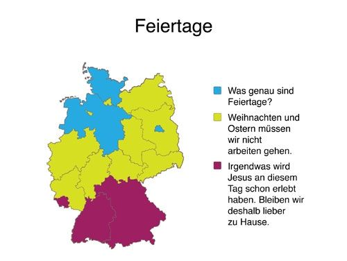 Gefühlte Wahrheiten: Doch, es stimmt: Deutschland ist wirklich so! - BRIGITTE