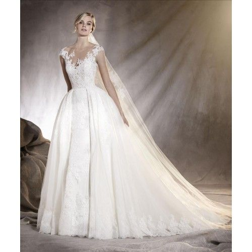 Pronovias | Mirror Mirror | North London Wedding Dress