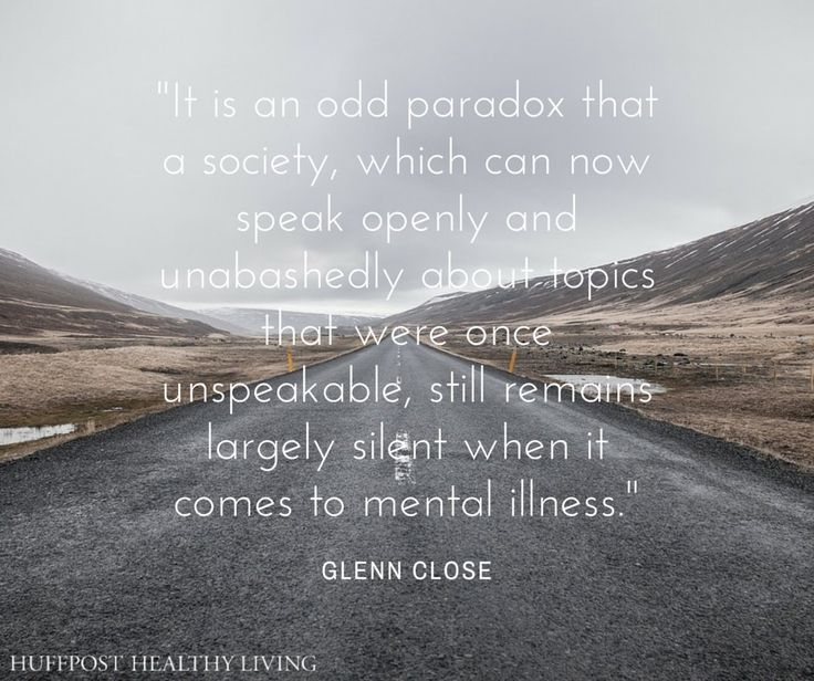 11 Quotes That Perfectly Sum Up The Stigma Surrounding Mental Illness: