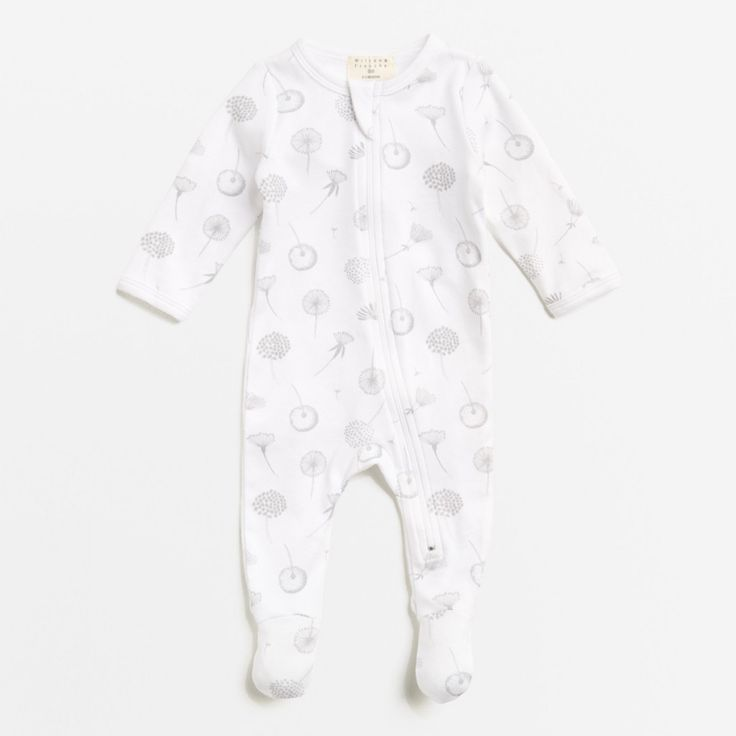 Wilson and Frenchy Oh So Dandy Zip Growsuit